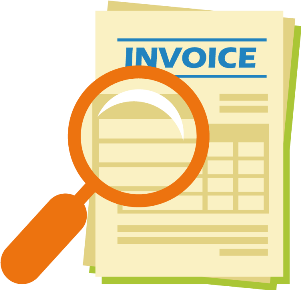 Search invoices